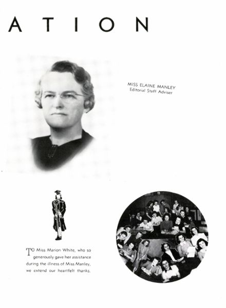 1941 Passaic High School Yearbook Page 9