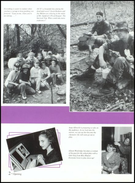 1998 Eureka High School Yearbook Page 6