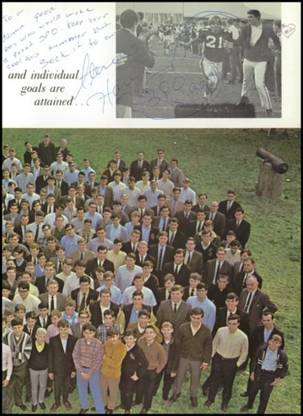 1967 Battle Ground Academy Yearbook Page 9