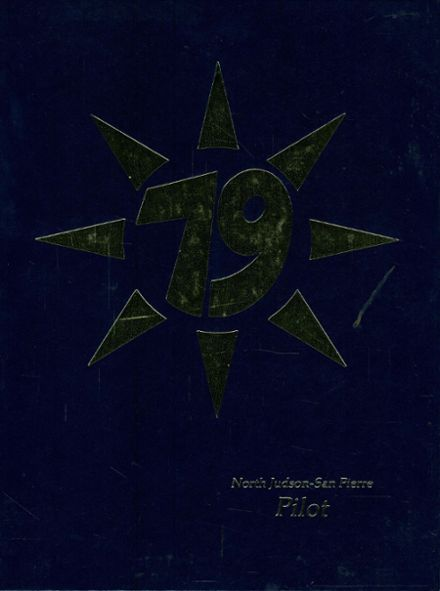 1979 North Judson-San Pierre High School Yearbook Cover