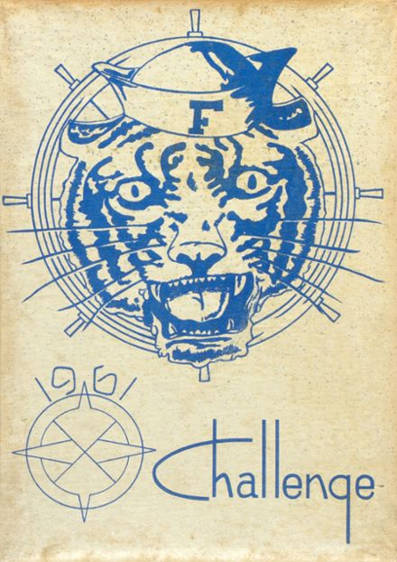 1961 Fairview High School Yearbook Cover