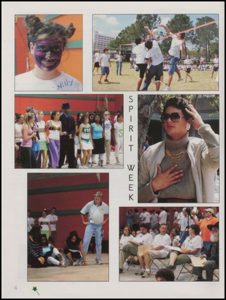 2006 Benjamin Franklin High School Yearbook Page 8