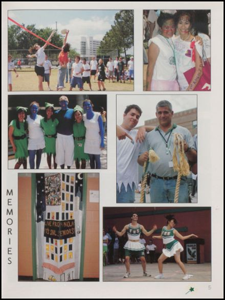2006 Benjamin Franklin High School Yearbook Page 9