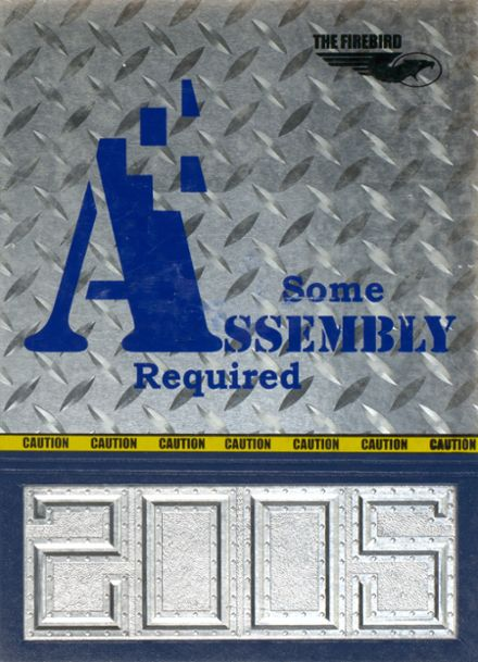 2005 Kettering-Fairmont High School (1984-present) Yearbook Cover