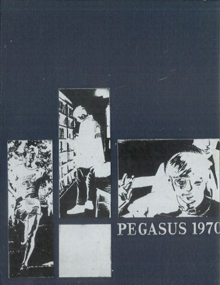 1970 Christian Brothers Academy Yearbook Cover