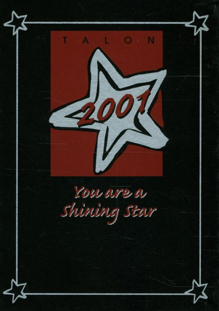 2001 Jefferson Area High School Yearbook Cover
