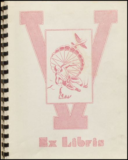1942 Lowell High School Yearbook Page 3