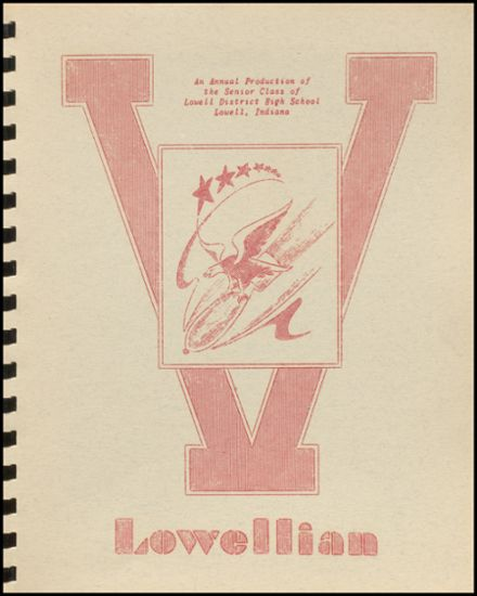 1942 Lowell High School Yearbook Page 5