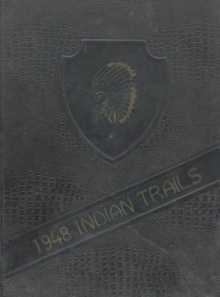 1948 Indianola High School Yearbook Cover