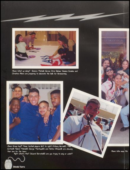 2000 Miller High School Yearbook Page 6