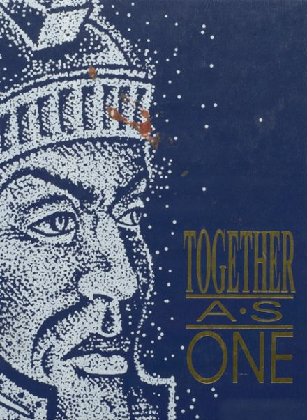 1997 Broome High School Yearbook Cover
