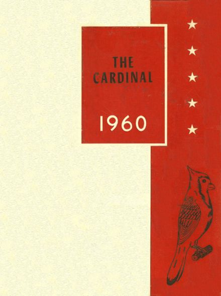 1960 Coalmont High School Yearbook Cover