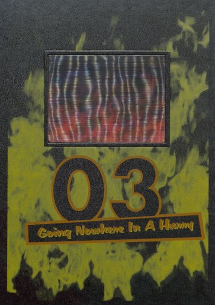 2003 Worth County R-III High School Yearbook Cover