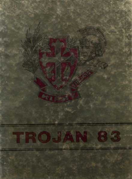 1983 Kirby High School Yearbook Cover