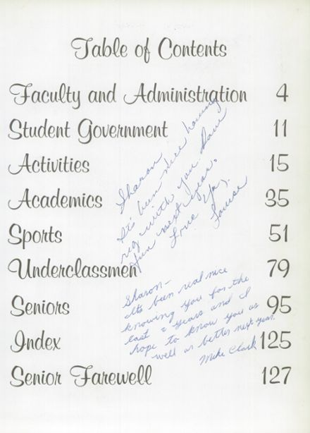1960 Norte Del Rio High School Yearbook Page 7