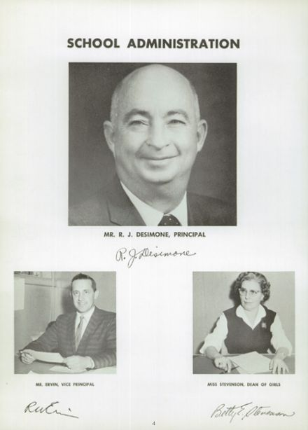1960 Norte Del Rio High School Yearbook Page 8