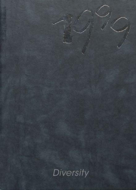 1999 Illinois Valley High School Yearbook Cover