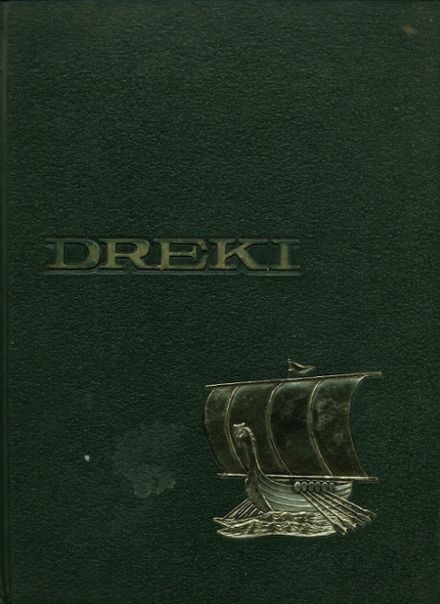 1967 Oxford Hills High School Yearbook Cover