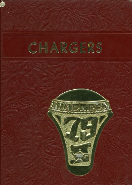 1979 Calvary Christian High School Yearbook Cover