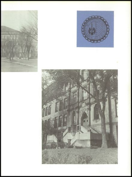 1960 University of Detroit High School Yearbook Page 7