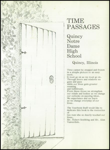 1979 Notre Dame High School Yearbook Page 5