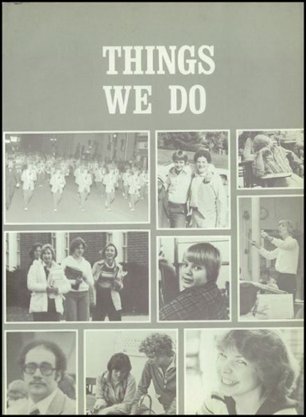 1979 Notre Dame High School Yearbook Page 7