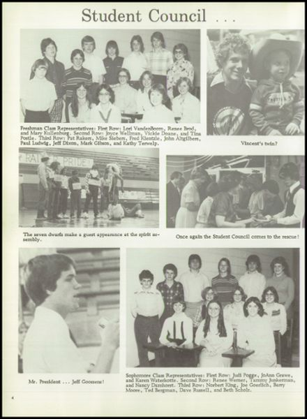 1979 Notre Dame High School Yearbook Page 8