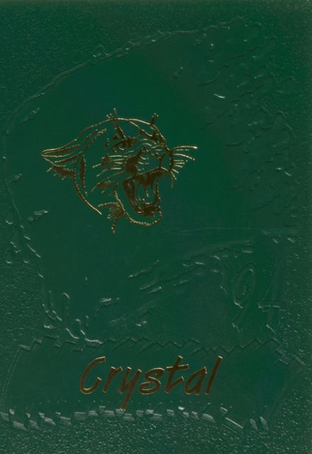 1994 Little Miami High School Yearbook Cover