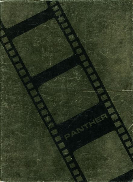 1983 Antioch High School Yearbook Cover