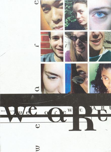 2000 Shawnee Mission East High School Yearbook Cover