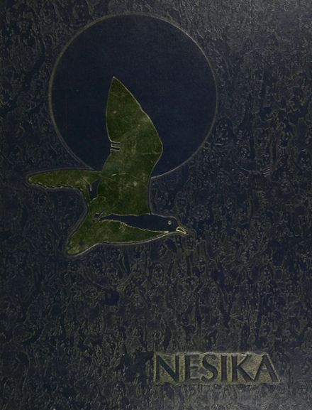 1974 Everett High School Yearbook Cover