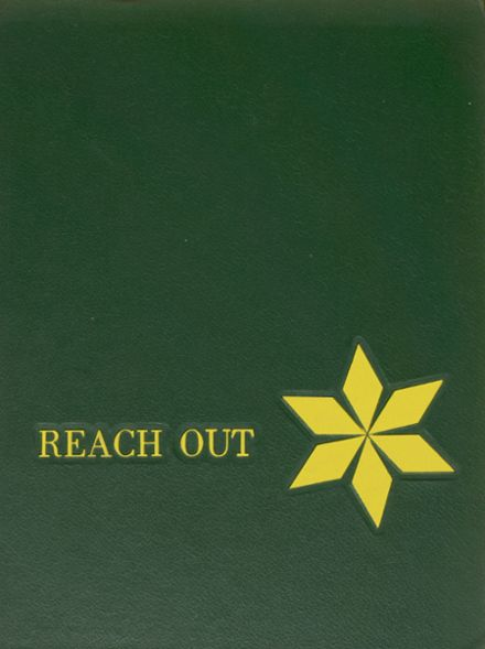 1969 Summit Country Day Yearbook Cover