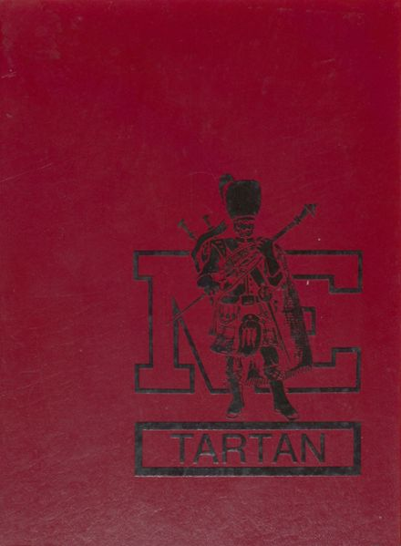 1980 North Eugene High School Yearbook Cover