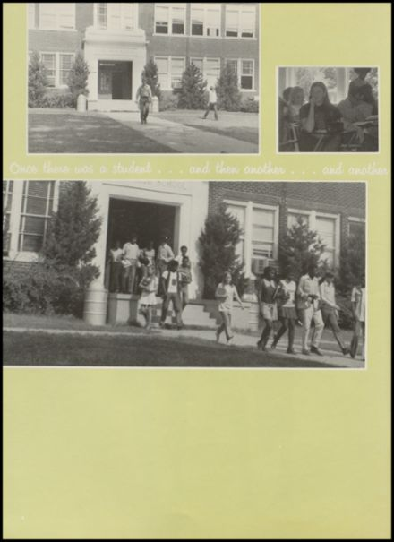 1972 Idabel High School Yearbook Page 8