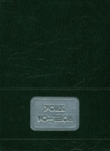 1979 York County Area Vo-Tech School Yearbook Cover