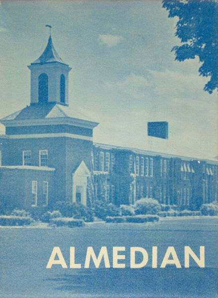 1960 South Kortright Central High School Yearbook Cover