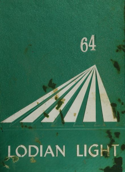 1964 Lodi Academy Yearbook Page 1