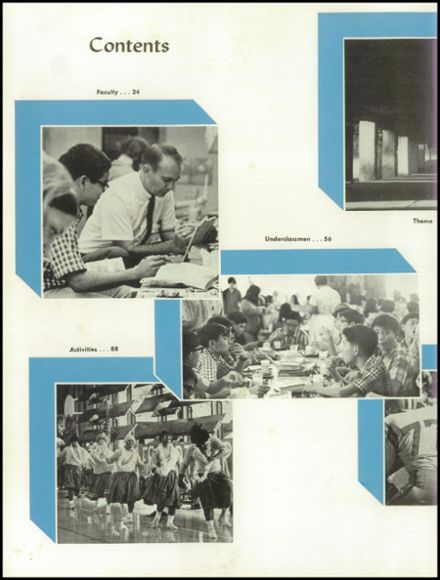 1967 Punahou School Yearbook Page 8