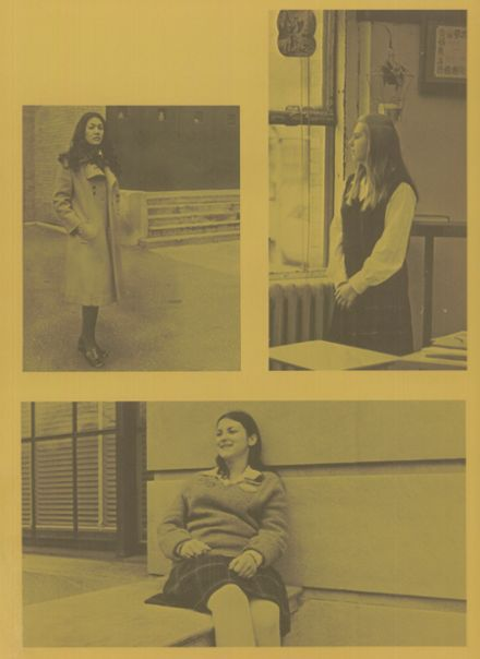 1971 Bishop McDonnell Memorial High School Yearbook Page 8