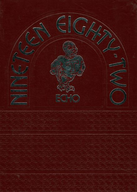 1982 Tremont High School Yearbook Cover