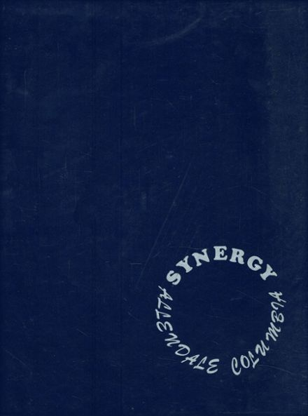 1981 Allendale Columbia High School Yearbook Cover
