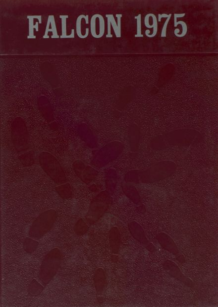 1975 Louisa-Muscatine High School Yearbook Cover
