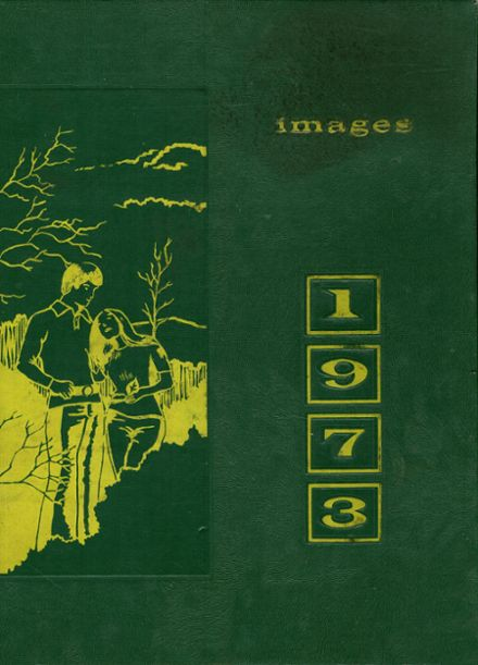 1973 Penn-Trafford High School Yearbook Cover