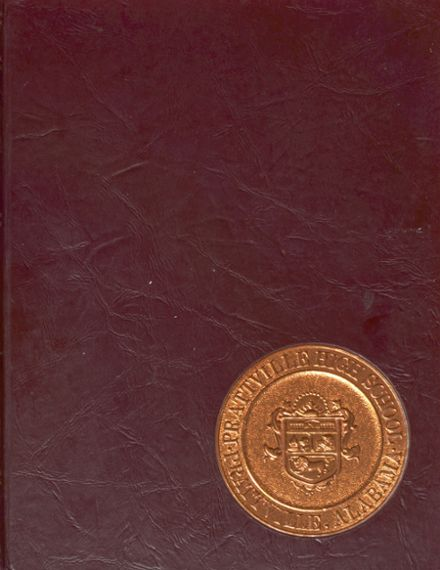 1979 Prattville High School Yearbook Cover