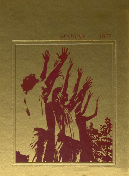 1977 Sun Valley High School Yearbook Cover