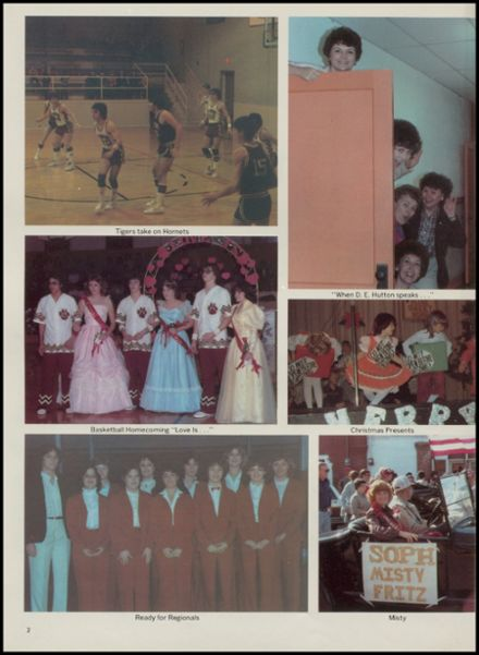 1983 Mountain View-Gotebo High School Yearbook Page 6