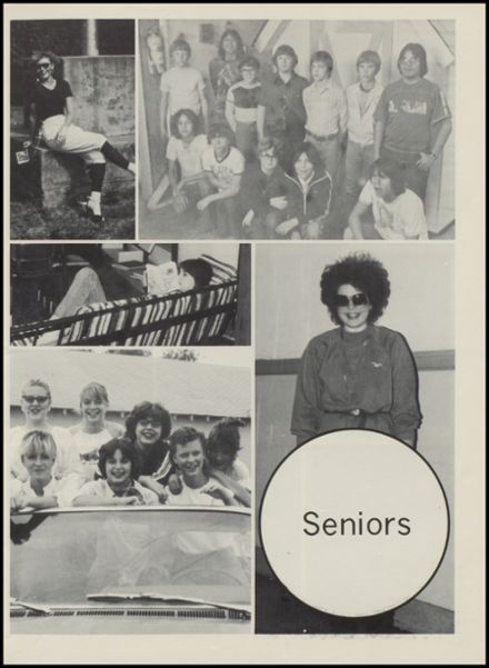 1983 Mountain View-Gotebo High School Yearbook Page 9