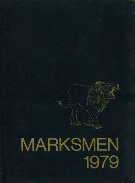 1979 St. Mark's School of Texas Yearbook Cover