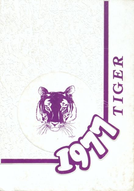 1977 Centreville High School Yearbook Cover