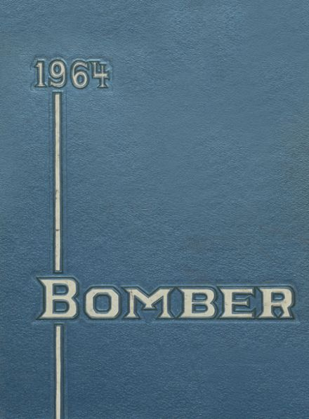 1964 Mountain Home High School Yearbook Cover